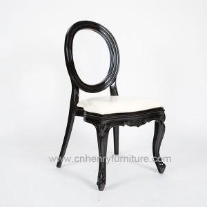 Plastic Louis Chair