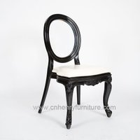Plastic Louis Chair
