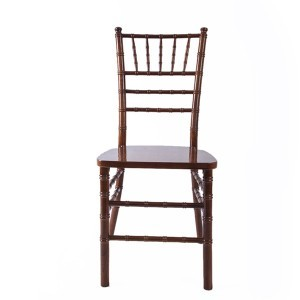 USA Style Chiavari Chair Raw Wood Color