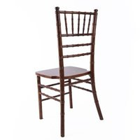 USA style chiavari chair Raw wood color