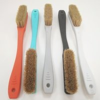 Top quality boar's hair rocks boulders climbing brush