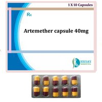 Artemether Capsules 40 Mg