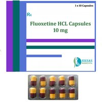 Fluoxetine Hcl Capsule