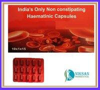 HAEMITINIC CAPSULES
