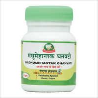 Madhumehantak Ghanvati