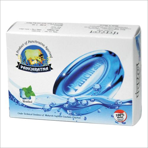 Ayurvedic Menthol Soap