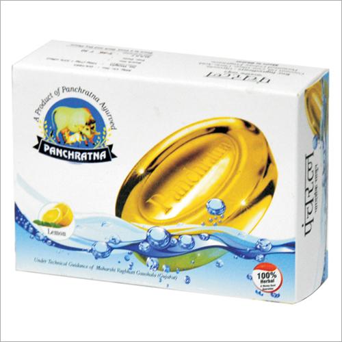 Ayurvedic Lemon Soap