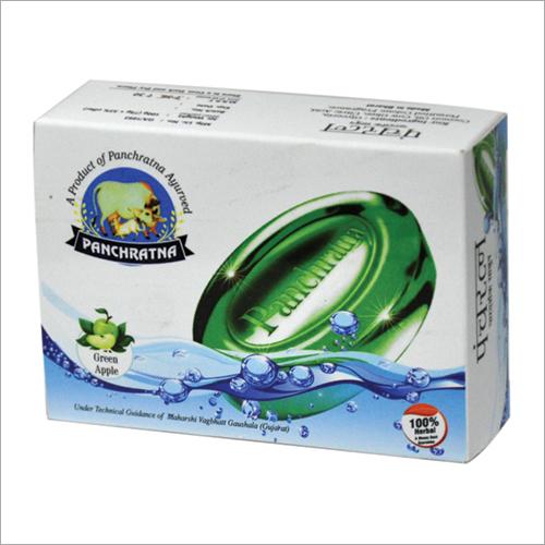 Ayurvedic Green Apple Soap