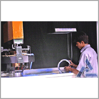 Crack Detector Machine and Steel Grade Sorting machine