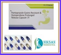 PANTOPRAZOLE DOMPERIDONE PROLOGED RELEASES CAPSULES
