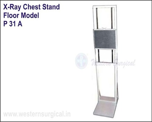 X-Ray chest stand floor model