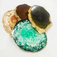 Agate Epoxy Coaster