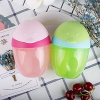 Penguin Shape Milk Powder Container