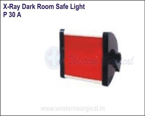 X-Ray Dark Room Safe Light