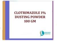 CLOTRIMAZOLE 1% W/W DUSTING POWDER