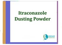 ITRACONAZOLE DUSTING POWDER