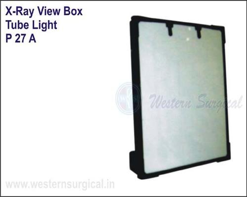 X-Ray View Box