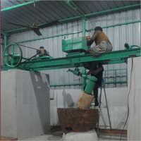 Pillar Type Stone Chekku Oil Extraction Machine