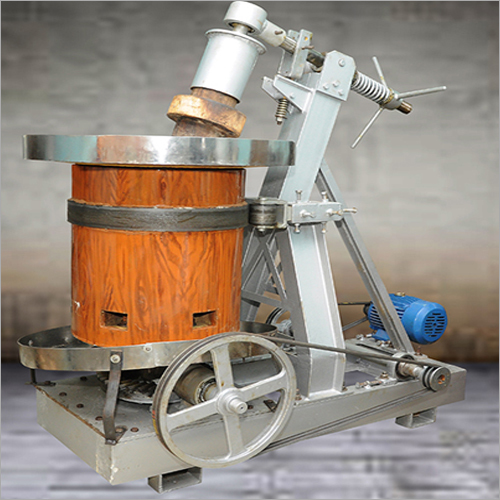 15 kg Stone Chekku Oil Extraction Machine