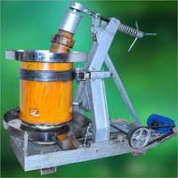 16kg Stone Chekku Oil Extraction Machine