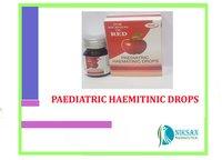 PAEDIATRIC HAEMITINIC DROPS