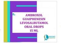 AMBROXOL GUAIPHENESIN LEVOSALBUTAMOL ORAL DROPS