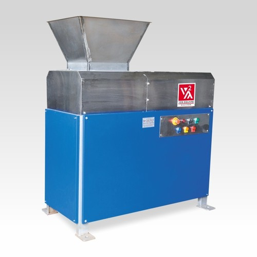 Organic Dual Shaft Waste Shredder