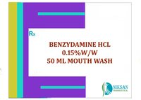BENZYDAMINE HCL MOUTH WASH