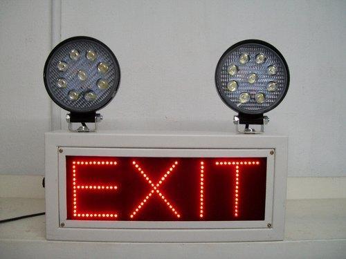 INDUSTRIAL EMERGENCY LIGHT - IEL E  LED18W