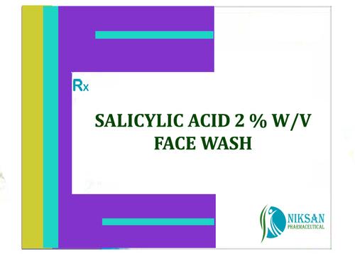 Salicylic Acid Face Wash