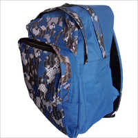 Designer Print Backpack