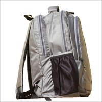 Two Zipper Backpack