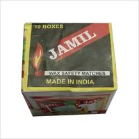 Safety Matches Jamil