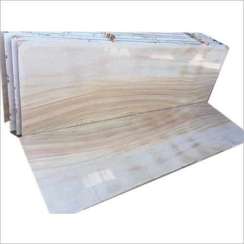Wood Wave Sandstone Slab