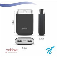 Pebble Powerbank 10000 mAh Power Bank Grey