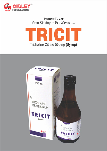 Tricholine citrate - 500mg