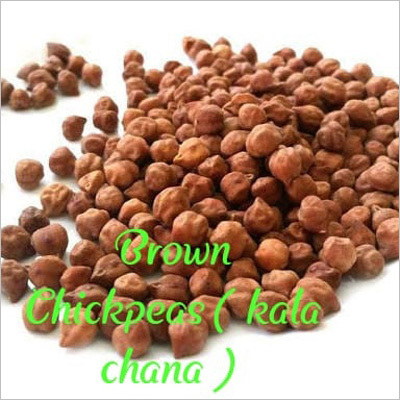 Brown Chickpeas (Kala Chana)