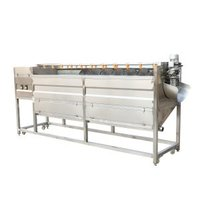 Turkey 100Kg/H Patatos Frozen French Frie Automatic Line