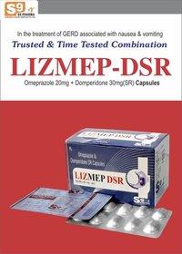 Omeprazole+Domperidome DSR