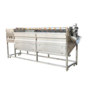 Hot sale CE new Certificated French Fries Production Line