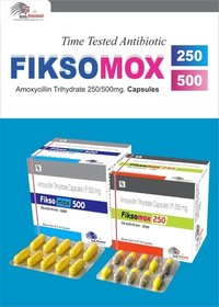 AMOXYCILLIN +Lactic Acid Bacillus 2.5 Million Spores