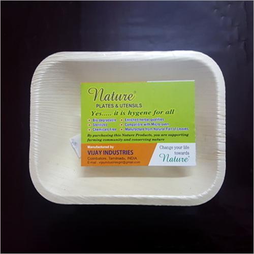 Biodegradable Disposable Areca Bowl