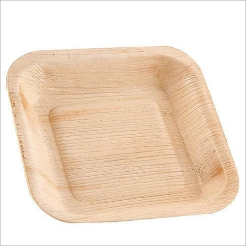Disposable Areca Leaf Plate