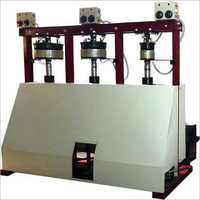 Areca Plate Making Machine