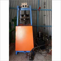 Single Die Areca Leaf Plate Making Machine