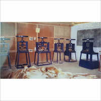 Areca Plate And Cup Making Machine
