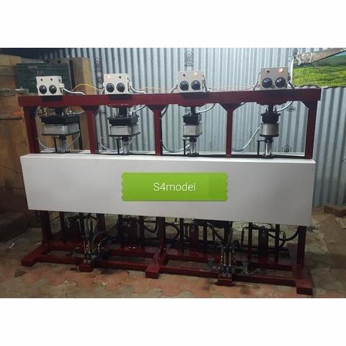 Hydraulic Areca Plate Making Machine