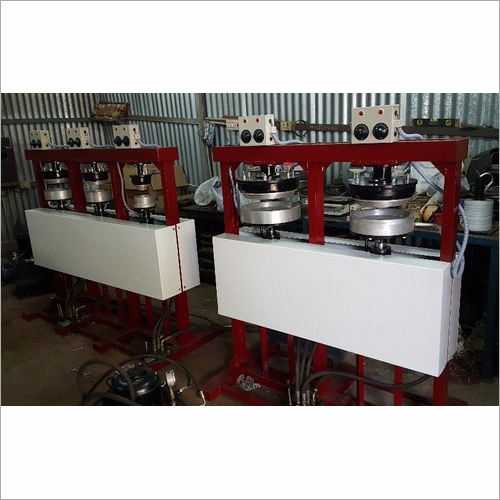 Automatic 5 Die Plate Making Machine