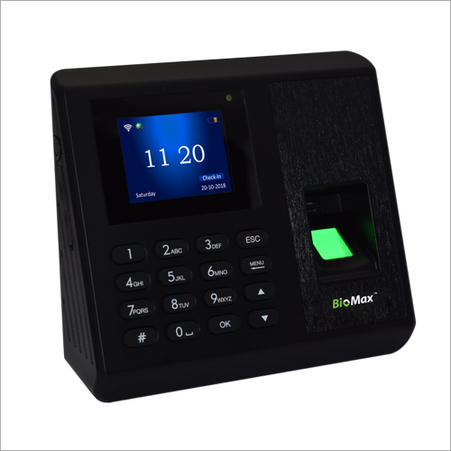 IP Based Biometric Fingerprint Access Control And Time