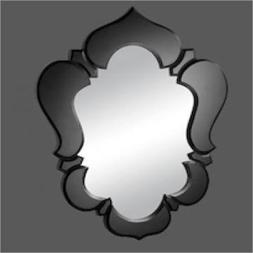 Black Border Mirror